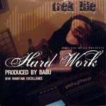 "Trek Life - Hard Work 12"" Single"