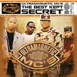 Ultramagnetic MC's - Best Kept Secret CD