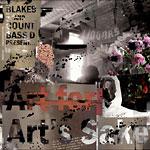 """Blake 9 & Count Bass D - Art For Art's Sake 12"""" Single"""