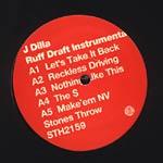 J Dilla (Jay Dee) - Ruff Draft Instrumentals LP