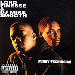 Lord Finesse - Funky Technician CD