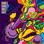 "Gnarls Barkley - Smiley Faces 12"" Single"