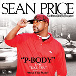 "Sean Price - P-Body 12"" Single"
