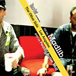 Madlib/Peanut Butter Wolf - The Other Side - LA CD+DVD