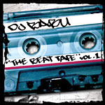 DJ Babu - Beat Tape Vol. 1 LP