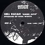 "Hell Razah - Buried Alive 12"" Single"