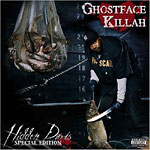 Ghostface Killah - Hidden Darts CD