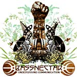 Bassnectar - Underground Communication CD