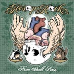 Aesop Rock - None Shall Pass 2xLP