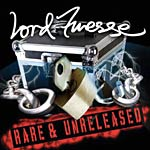 Lord Finesse - Rare & Unreleased CD