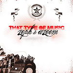 "Zeph & Azeem - That Type of Music 12"" Single"