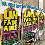 DJ Still Life - Unfadeable CDR