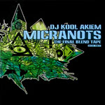 Micranots - The Final Blend Tape 2xCD