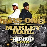 KRS One & Marley Marl - Hip Hop Lives CD