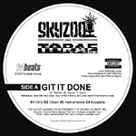 "Skyzoo & Torae - Git It Done 12"" Single"