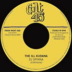 "DJ Spinna - The Ill Kudana 7"" Single"