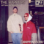 The Rappers (Moka Only) - Rappin Atchu CD