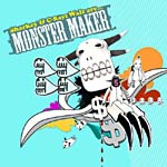 C-Rayz Walz & Sharkey - Monster Maker CD