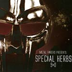MF Doom - Special Herbs Vol. 9 & 0 CD