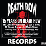 Various Artists - 15 Years On Death Row v.1 3xCD