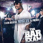 Royce Da 5'9'' - Bar Exam CD