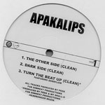 """Apakalips - The Other Side 12"""" Single"""