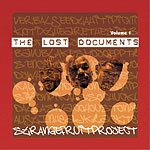 Strange Fruit Project - Lost Documents Volume 1 CD