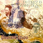 DJ Drez & Zaire Black - Panoramic Utopia CD