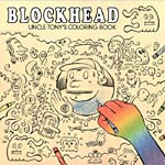 Blockhead - Uncle Tony's Coloring Bk. CD