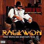 Raekwon - House of Wax: Vatican v.3 CD