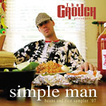 The Grouch / Simple Man - Beans & Rice Sampler 2007 CD