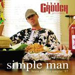 The Grouch / Simple Man - Beans & Rice Sampler 2007 CD