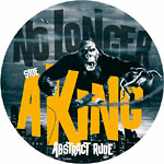 "Abstract Rude - No Longer a King 7"" Single"