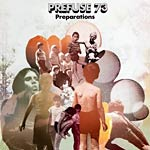 Prefuse 73 - Preparations CD
