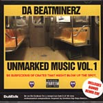 Da Beatminerz - Unmarked Music 2xCD