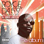 Royce Da 5'9'' - The Album CD