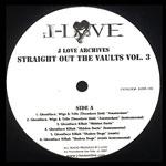 "Ghostface Killah & J-Love - Amsterdam 12"" Single"