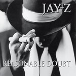 Jay-Z - Reasonable Doubt CD