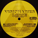 "Visionaries - Love (Hip Hop) 12"" Single"