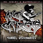 Anti Citizens - Tunnel Visionaries CDR