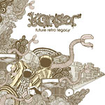 Kanser - Future Retro Legacy CD