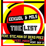 Eekwol & Mils - The LIST CD