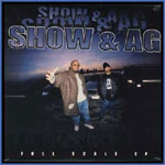 Showbiz & AG - Full Scale (re-issue) CD