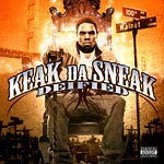Keak Da Sneak - Deified CD