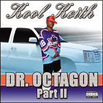 Kool Keith - Dr. Octagon Part II CD