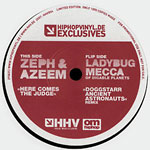 "Zeph & Azeem / Ladybug - Here Comes / Doggstarr 7"" Single"