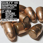 Guilty Simpson - Stray Bullets CD