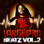 Large Pro - Beatz vol. 2 CD