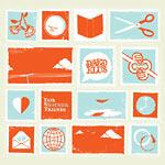 "Daedelus - Fair Weather Friends 12"" EP"