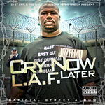 Jozeemo - Cry Now L.A.F. Later CD